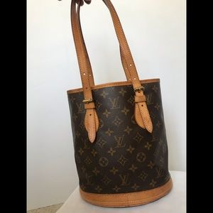 Louis Vuitton Bucket PM Preowned